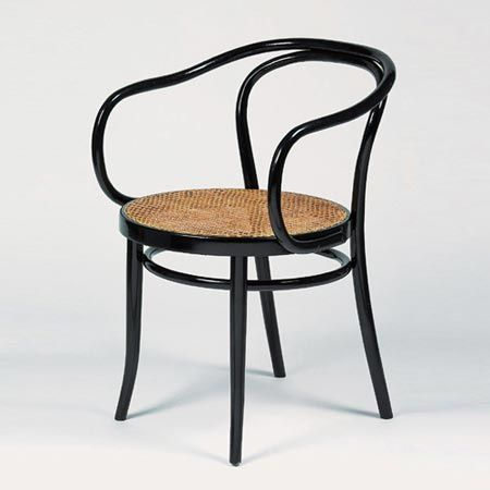 wiener werkst tten thonet johann pinterest stuhl m bel und e zimmerst hle. Black Bedroom Furniture Sets. Home Design Ideas