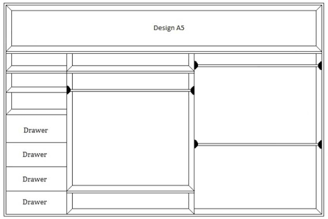 Image Result For Wardrobe Dimensions In Mm