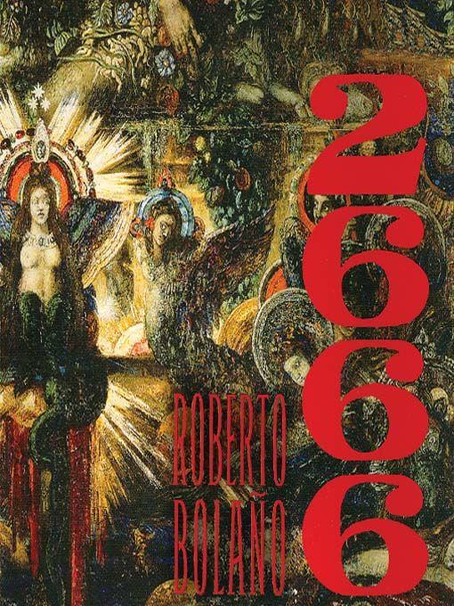 Image result for 2666: a novel [book]
