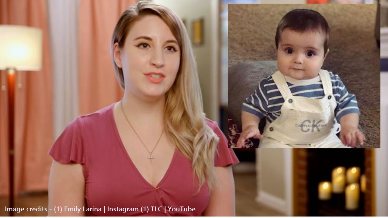 90 Day Fiance Emily Larina Taught Her Pre Talking Baby Sign