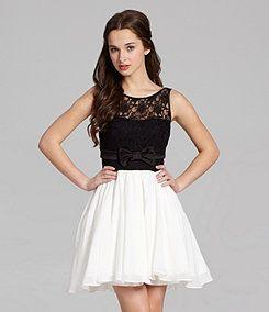 Juniors Dresses Lace Dresses Dillards Com Promotion