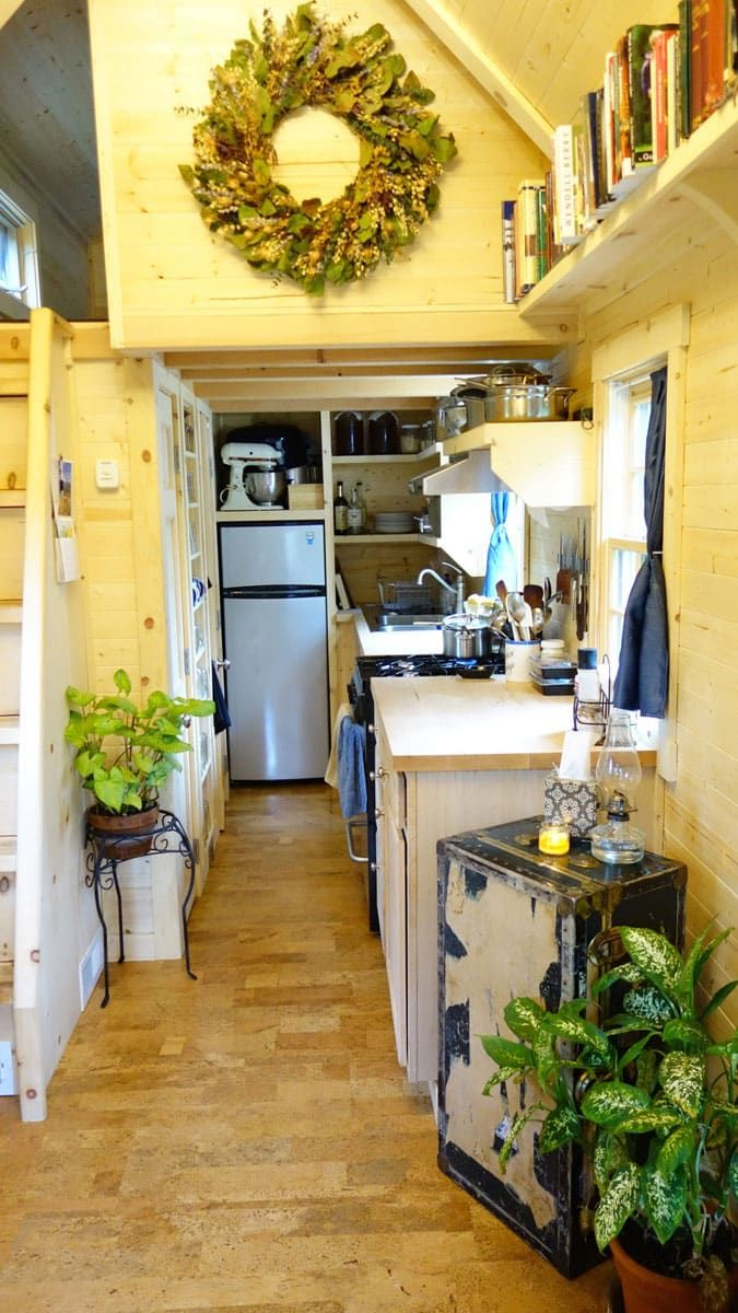 17+ Best Tiny House Kitchen and Small Kitchen Design Ideas | *Best ...