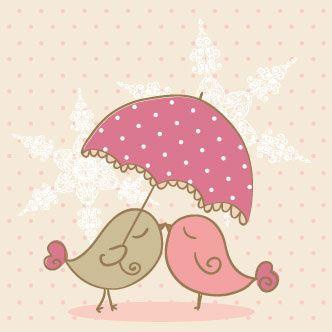 dibujos de enamorados tiernos a color  Buscar con Google