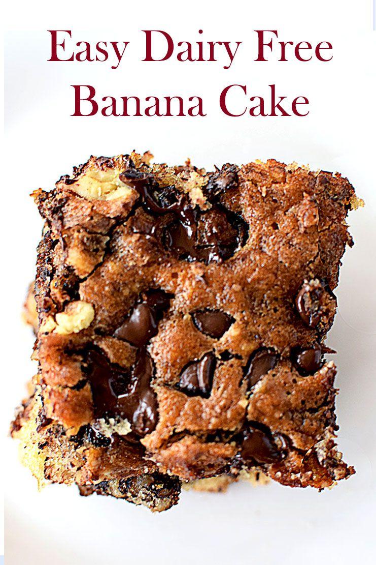 Banana cake with oil recipe banana sheet cakes banana
