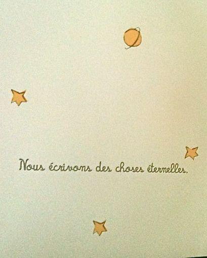 Le Petit Prince Antoine De Saint Exupéry Citation