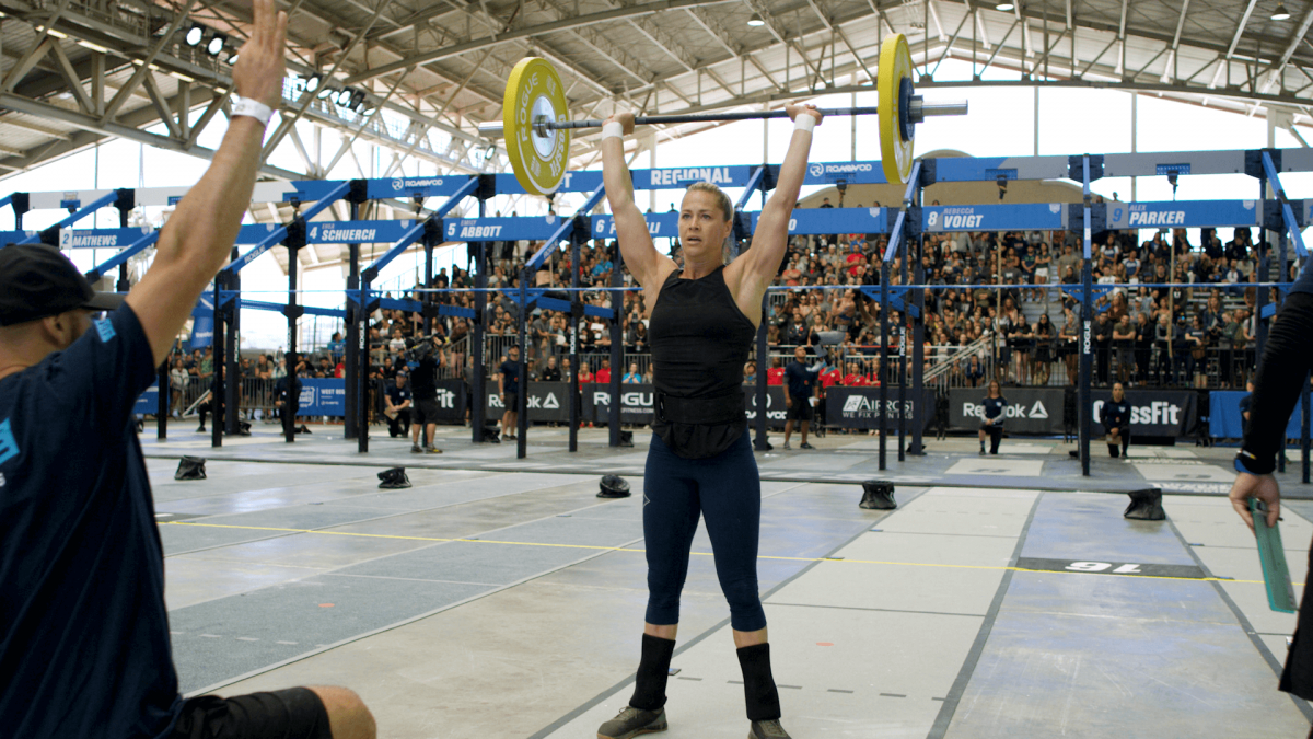 Inside the Leaderboard Becca Voigt's Decade of Fitness