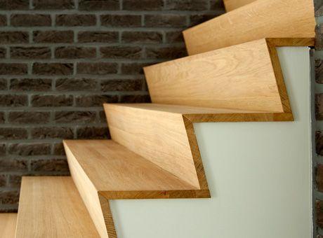 Model g wnętrza schody