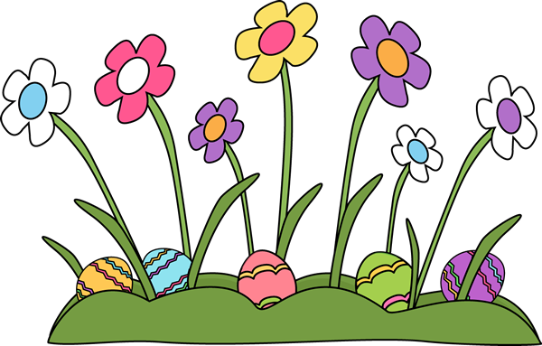 40+ Free clipart easter flowers info