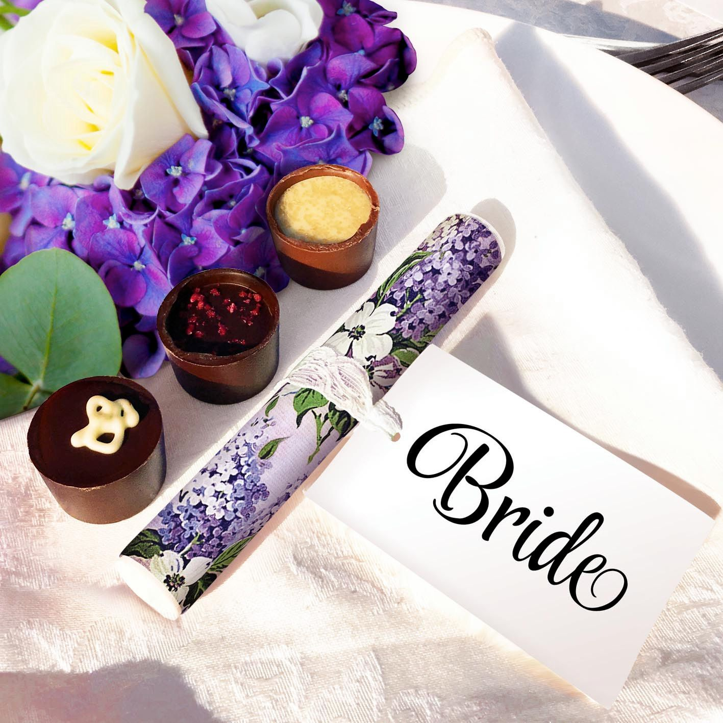 Sparklers Wedding Favour Purple Rustic Country By Weddicraft
