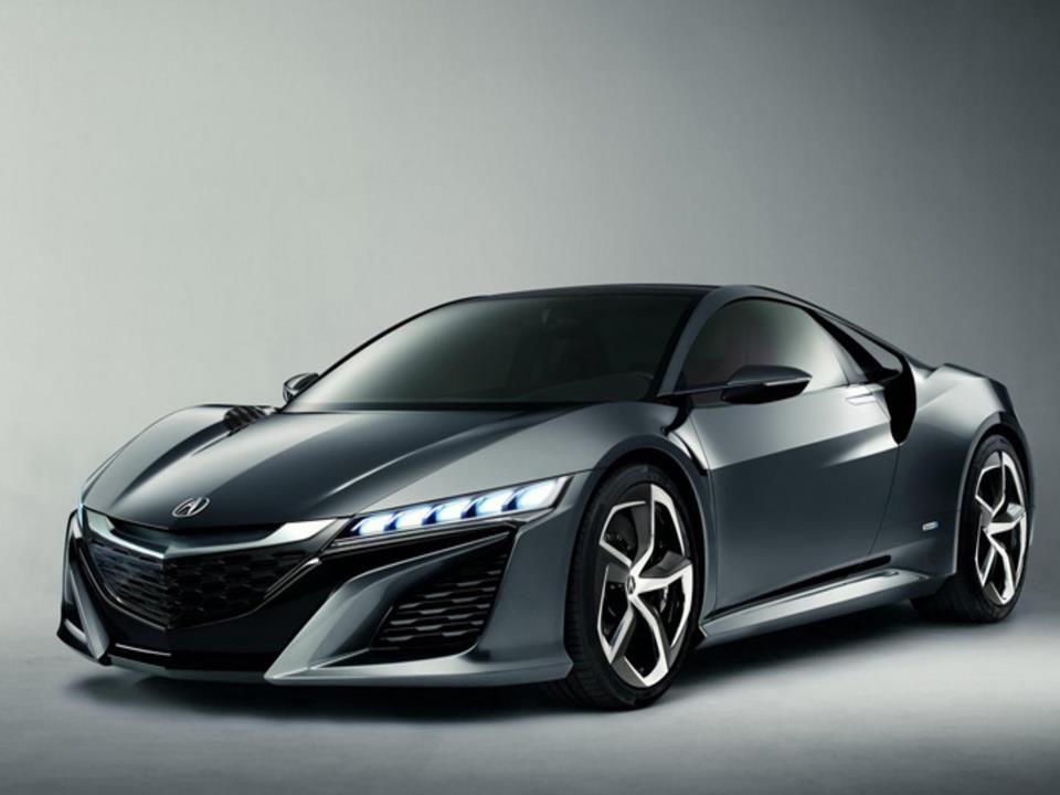 Concept Car Acura Cars Nsx