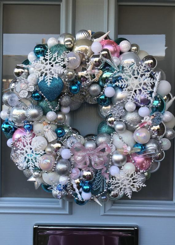 Bauble wreath - Fairytale