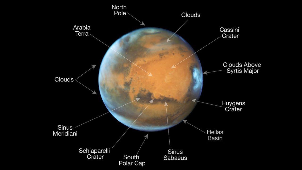 SECRET MARS COLONY EXPOSED BY PRESIDENT EISENHOWER'S GREAT ...