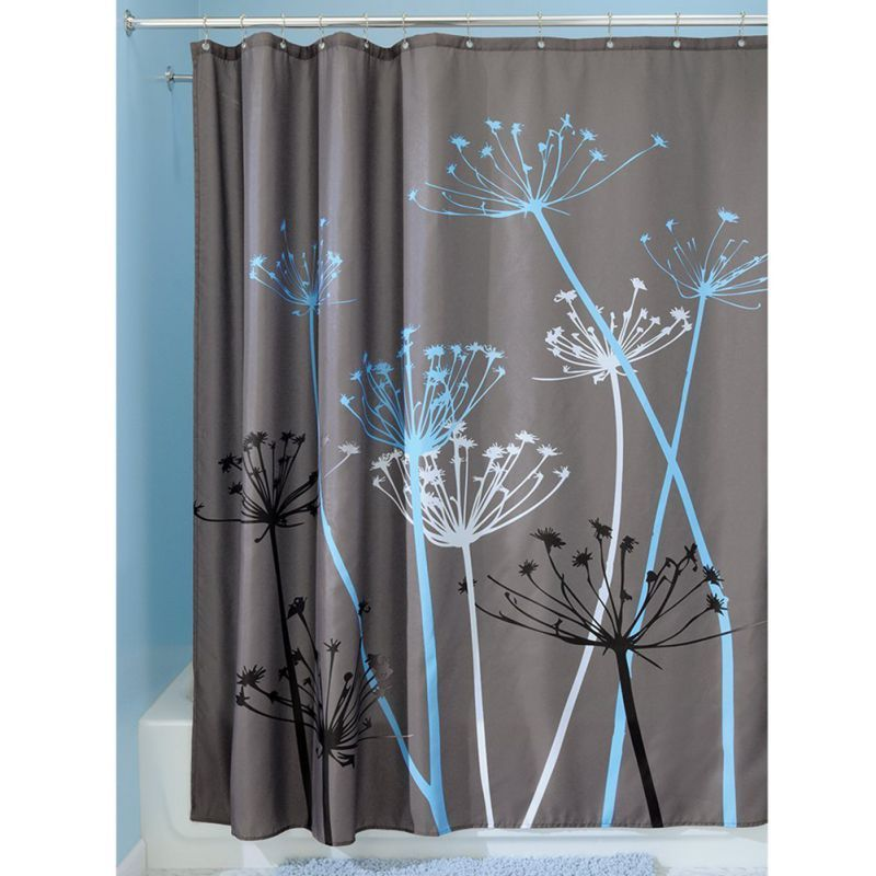 Bathroom Shower Curtain Waterproof Polyester Fabric Thistle Home Rh Com