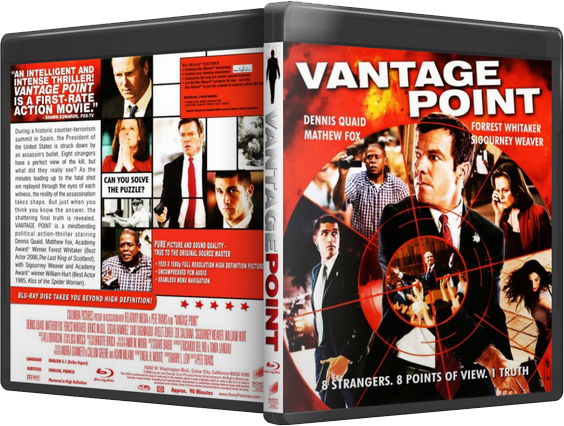 Vantage Point (2008) Bluray Hindi Dubbed Audio Movies