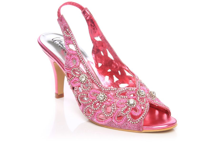 be64ac1e29c Beautiful... Indian Bridal Sandals by Unze | Indian Bridal Sandals ...