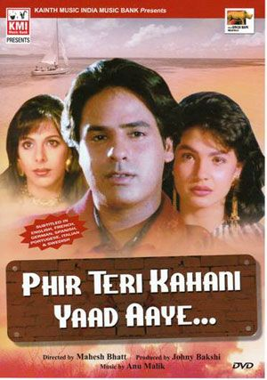 Watch Phir Teri Kahani Yaad Aayee 1993 Hindi Movie DVDRip X264 AC3 Online Free TMB