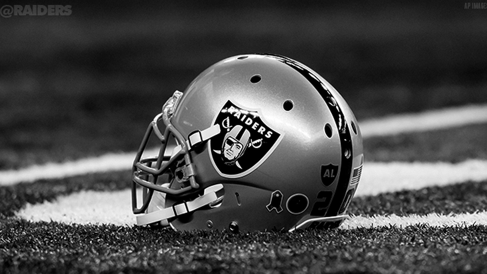 Oakland Raiders Wallpaper (With images) Oakland raiders
