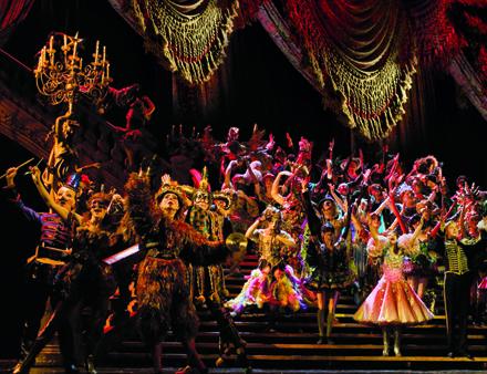 2010 London cast Photos- Masquerade - the 2010 Phantom