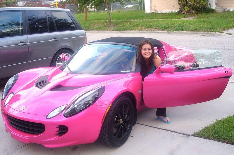 Girly Cars Every Wom
