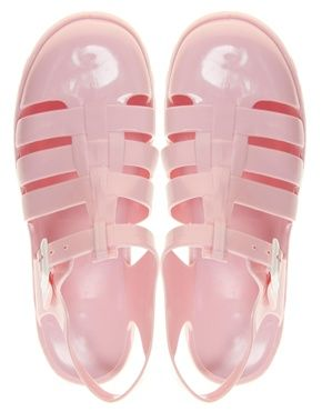 Image 3 of JuJu Maxi Exclusive Pink Slingback Flat Shoes