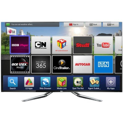 How To Get 3d Movies On Lg Smart Tv
