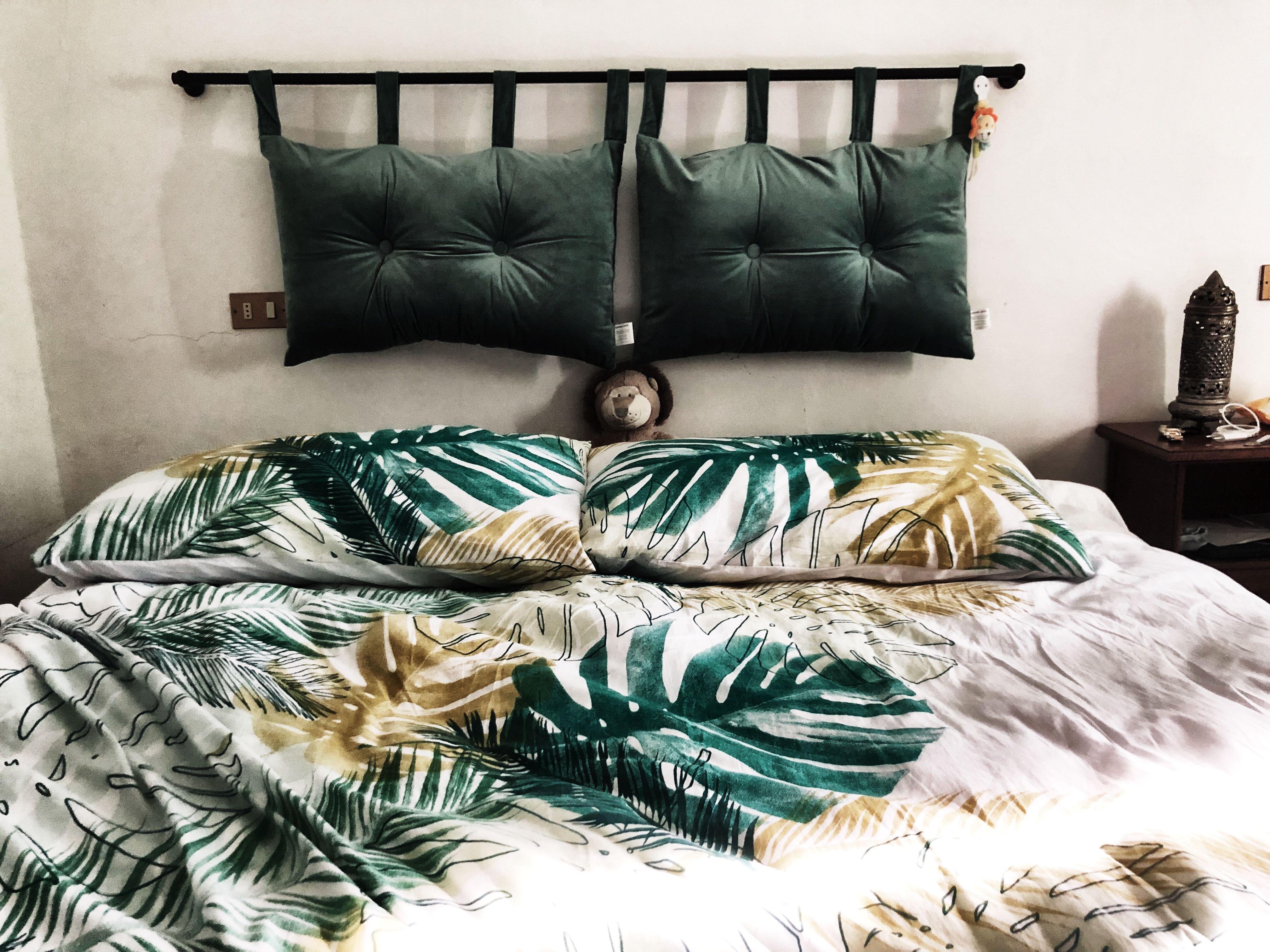 Camere Da Letto Verde Tiffany : Camera da letto motivo verde acqua ispirata alla natura design by