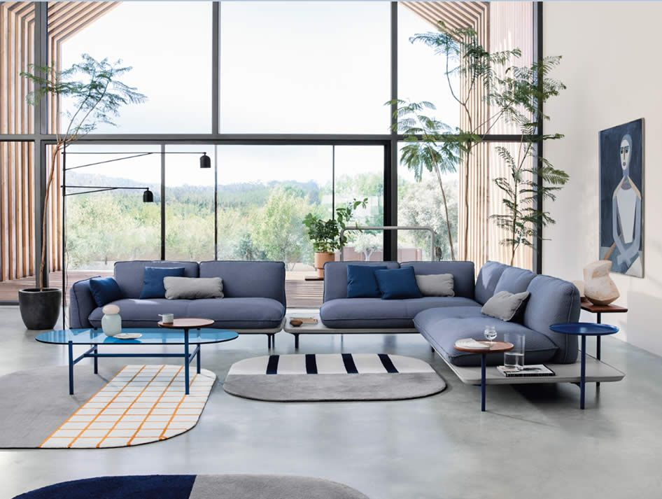 Rolf Benz Sofa Addit In 2020 Wohnzimmer Layouts Modulares Sofa Wohnen