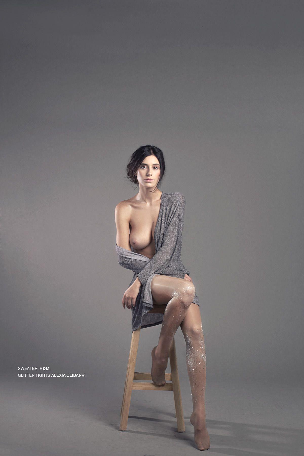 Alejandra Guilmant by Fernando Ivarra  Not Safe For Fashion No.7 October 2013