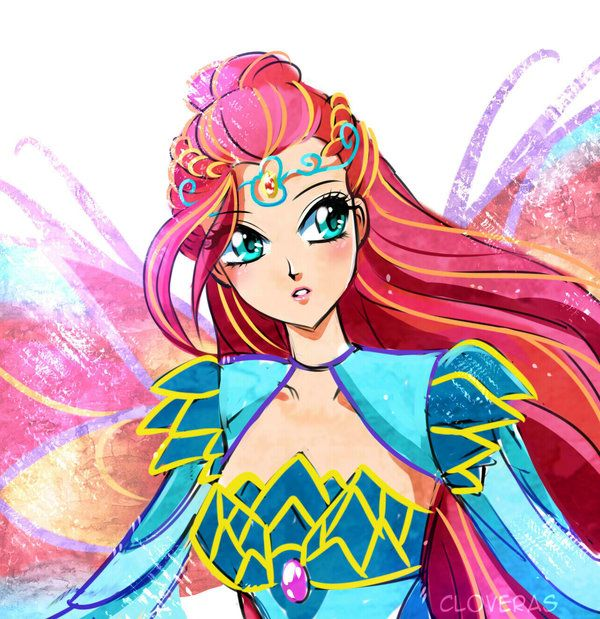 Bloom by on deviantart winx - Winx magic bloomix ...