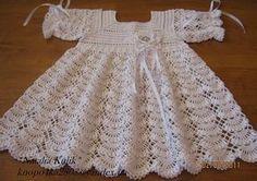 Vestito Alluncinetto Per Neonata Neonati Vestitini Hobby Lavori