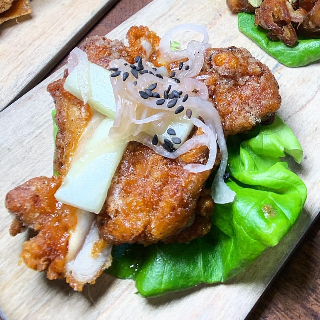 The Crispy Chicken, Another Good Shareable Appetizer At