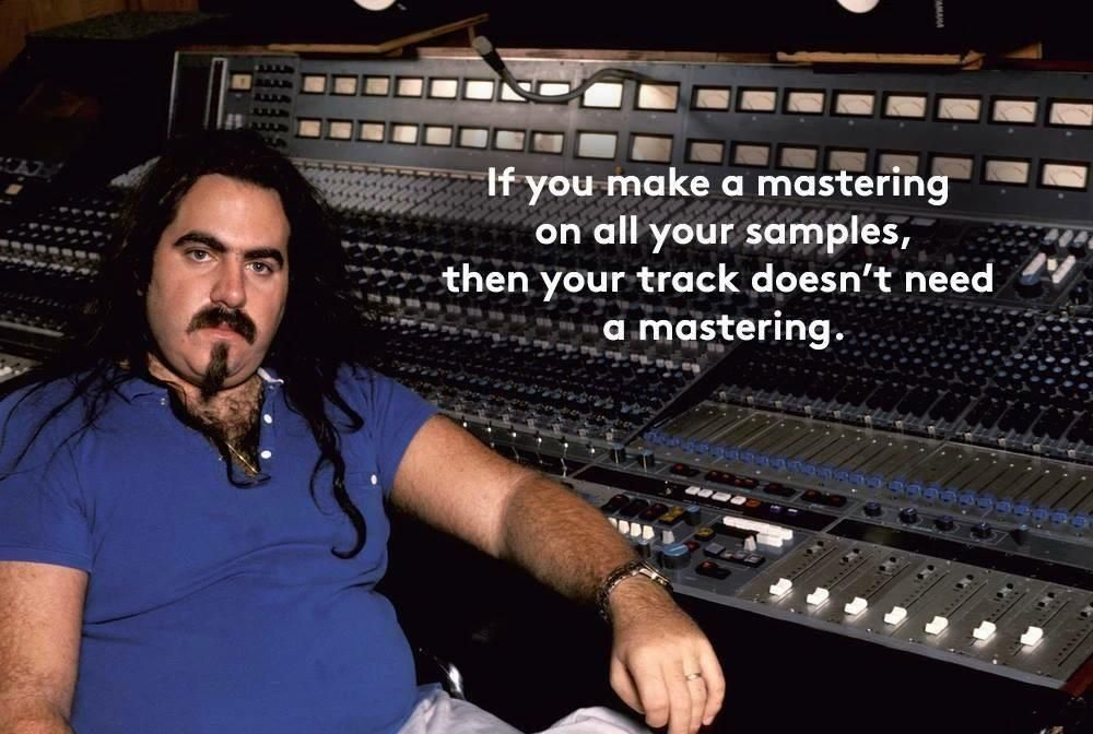 How do make a mastering??? Hip hop producers, The dj