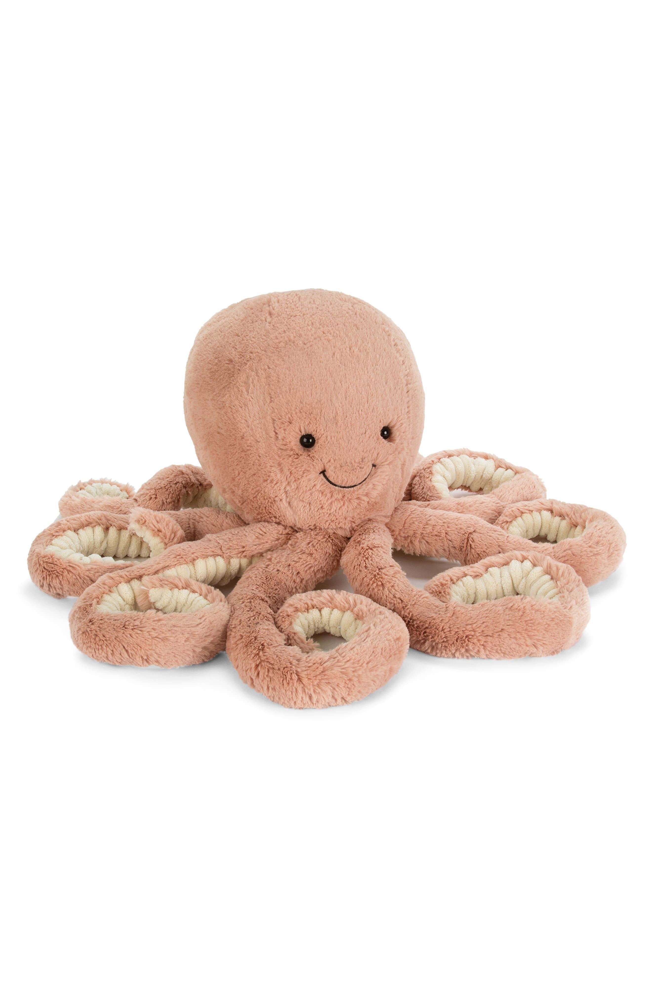 Jellycat Small Odell Octopus Stuffed Animal Products