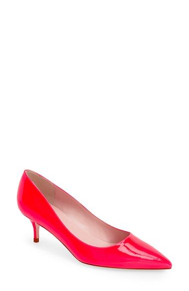 1ee55c4431 kate spade new york 'melanie' pointy toe pump (Women) | Nordstrom ...