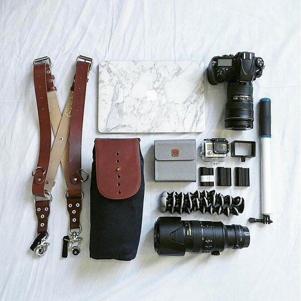 MOBILE REBELS - Travel Kit - @jiwonkae by jobyinc