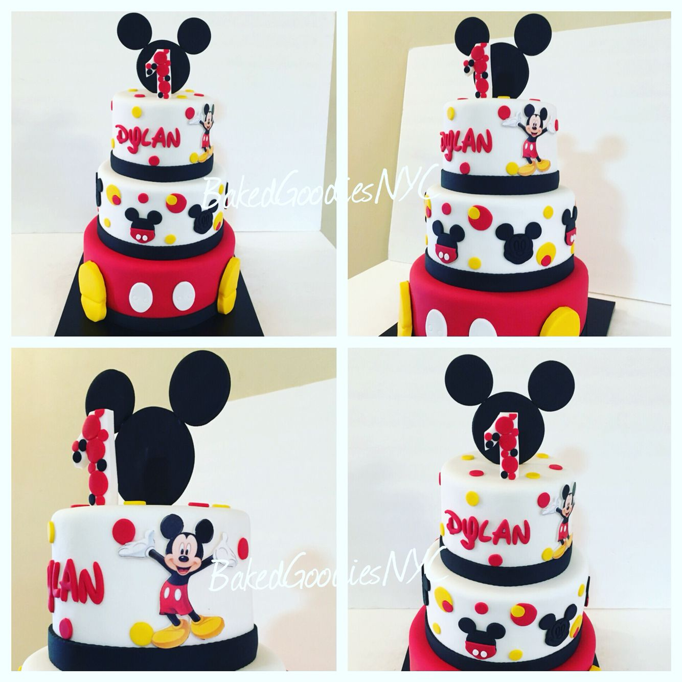 MICKEY MOUSE CAKE CAKES Pinterest Mickey mouse cake, Mouse - Minnie Mouse Halloween Decorations