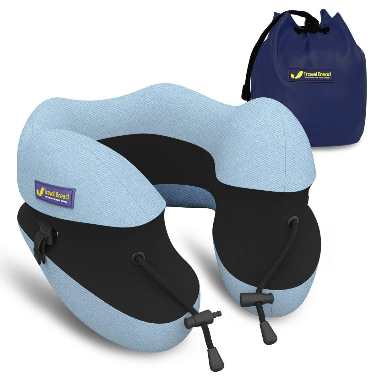 Travel Bread Travel Neck Pillow 100 Pure