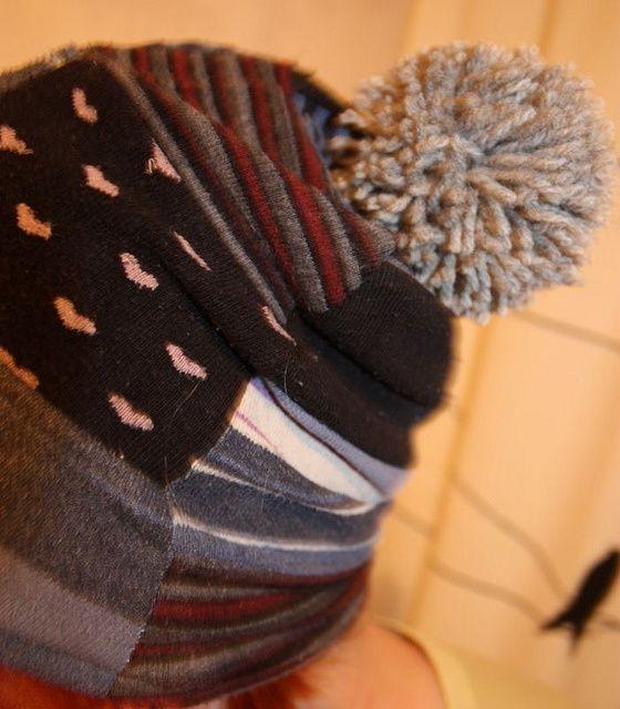 Reusing Old Socks