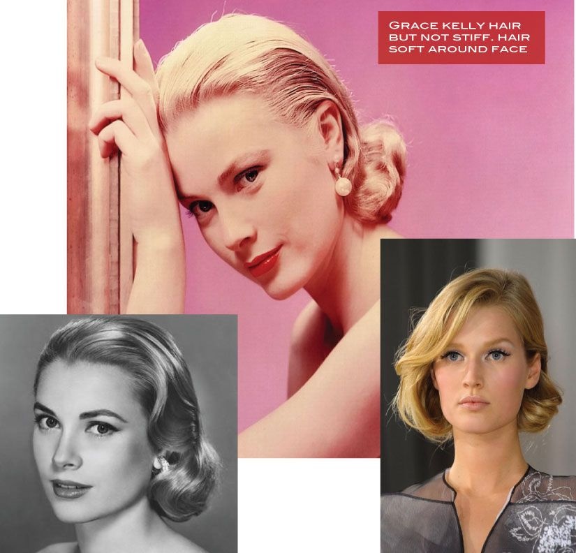 Grace Kelly Hair Circa Now 1940s Hairstyles Hair Beauty Hair Styles
