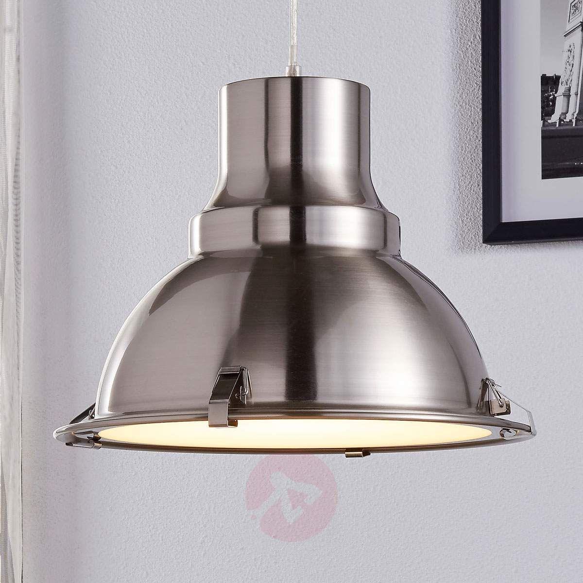Atrakcyjna Industrialna Lampa Wisząca Letty W 2019 Lampy