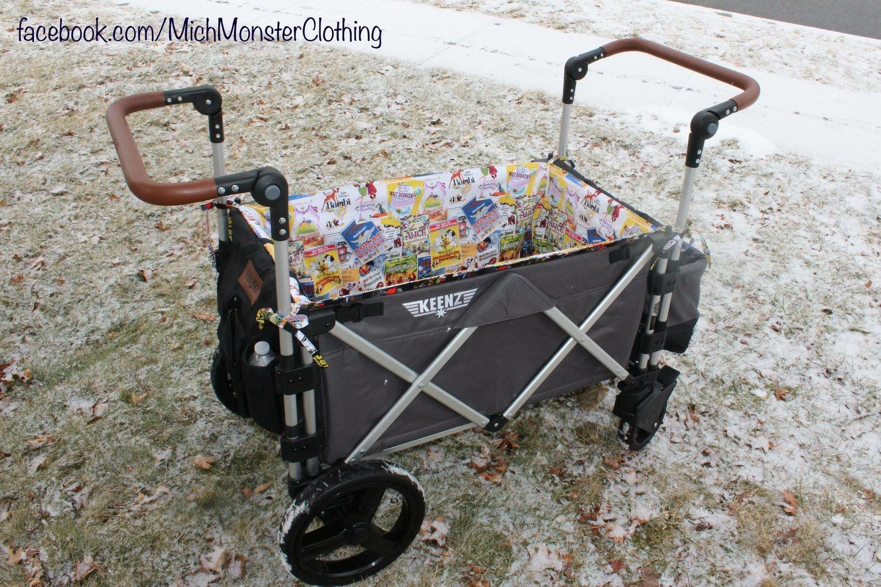 Keenz stroller wagon image by Mich Conway Baby strollers