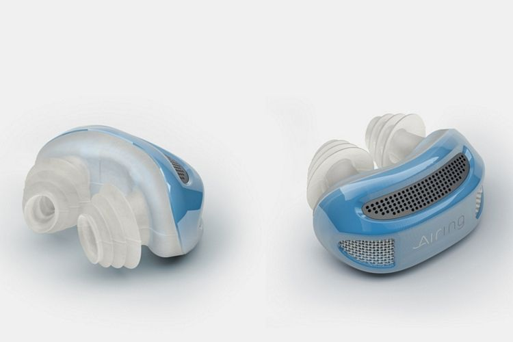 Airing Redesigns The Cpap Machine As A Small Unobtrusive Device