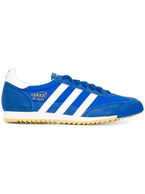 adidas dragon heren zwart