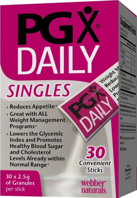 Pgx Daily Singles Diet Supplement 30 Sticks 21 27 Supports Healthy