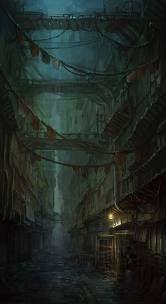 dark fantasy architecture - Google Search