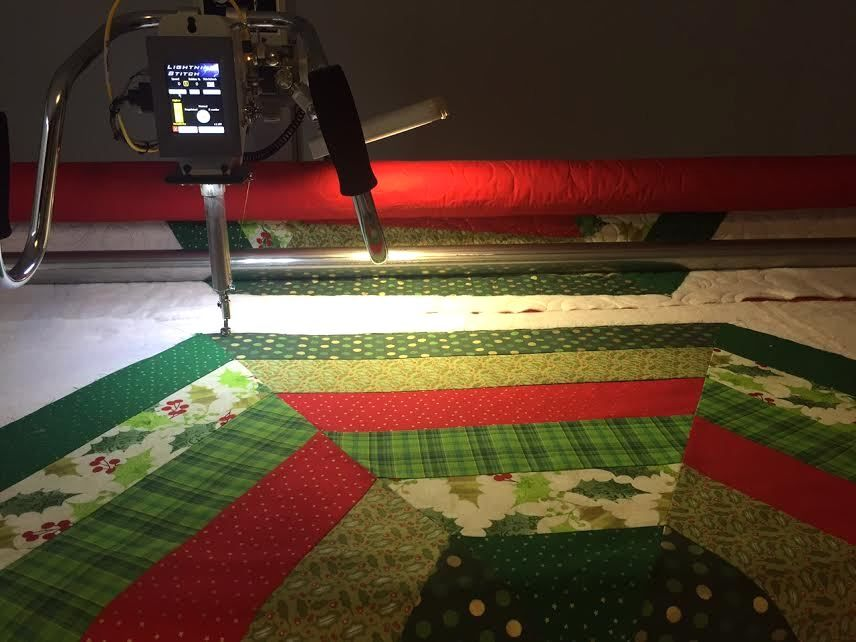 Irregular Shaped Quilts: How to Prepare & Quilt Them on a Longarm ... : a1 longarm quilting machine - Adamdwight.com