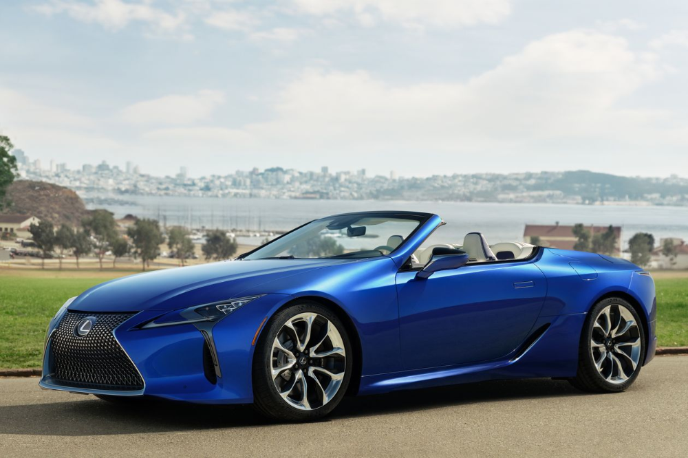 Lexus Lc 500 Convertible Your Chance To Own A Future Classic In 2020 Lexus Lc Lexus Lexus Convertible