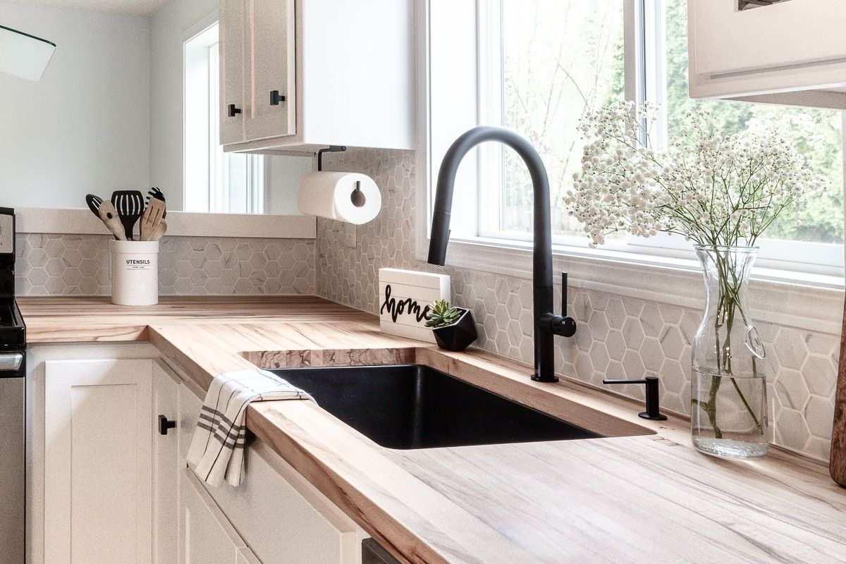 The Perfect Modern Kitchen Sink Modern kitchen sinks