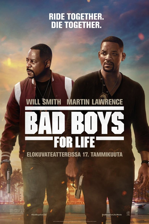 Bad Boys For Life Pelicula Completa 2020 Bad Boys Movie Movies For Boys Bad Boys 3
