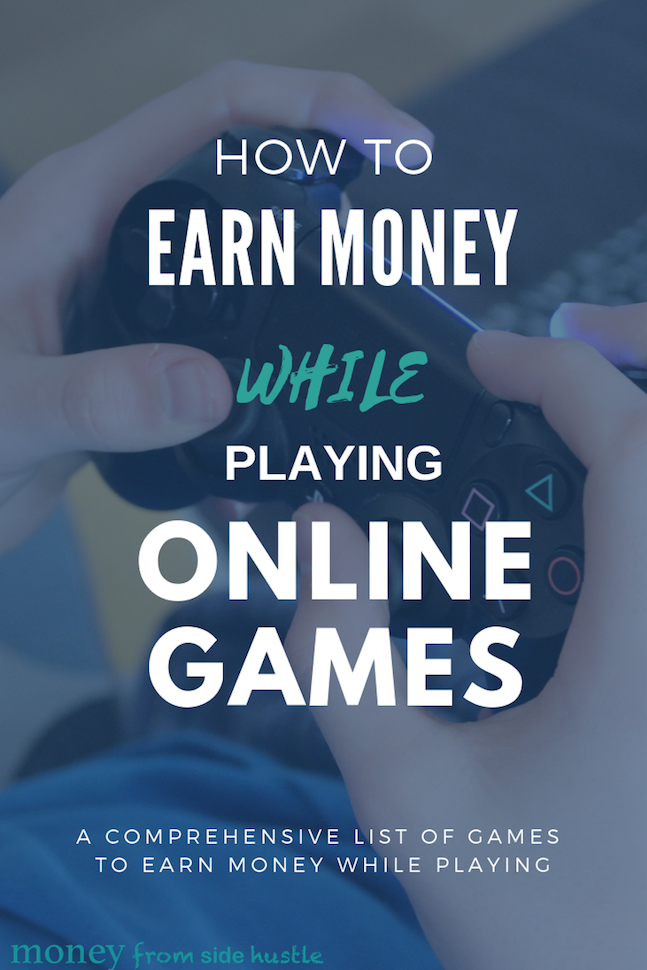 24 Paying games where you can earn money while playing ...